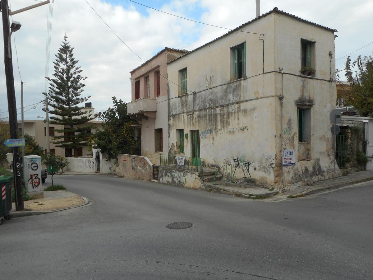 Πέτρινη  Μονοκατοικία  75 m² σε κεντρικό σημείο της πόλης των Χανίων