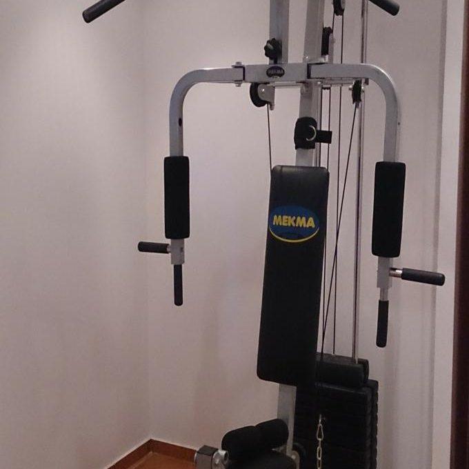 πολυόργανο Γυμναστικής, Γυμναστήριο - Αντιγραφή (1)